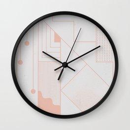 Cataclysmic Wall Clock
