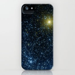 860. Galaxy Evolution Explorer Spies Band of Stars iPhone Case