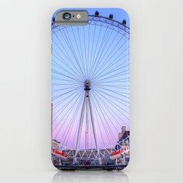 The London Eye, London iPhone Case