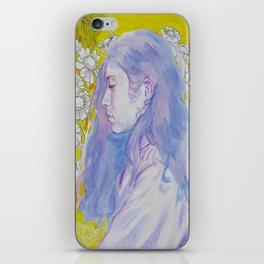 Purple Daze iPhone Skin