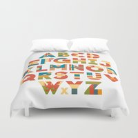 philippines Duvet Covers featuring The Alflaget by Waynem