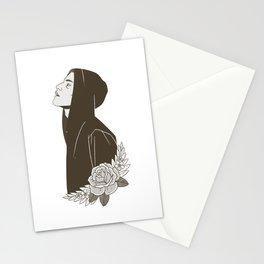 Elliot Alderson Stationery Cards