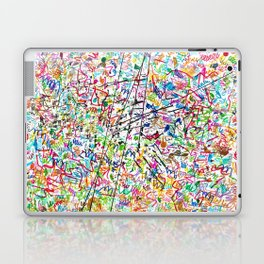 The 2nd Simple Thing Laptop & iPad Skin