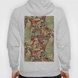 "William Morris ""Forest"" 2. Hoody"