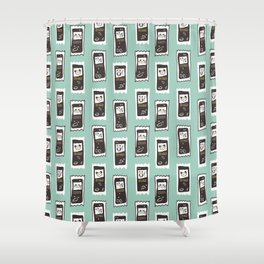 soy sauce Shower Curtain