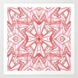 Merry Christmas to all... Art Print