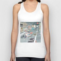 fargo Tank Tops featuring F a r g o by Axstone
