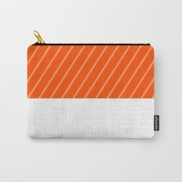 Simple Salmon Sushi Carry-All Pouch