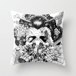 Legendary Throw Pillow