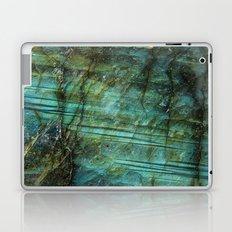 LABRADORITE TEAL Laptop & iPad Skin