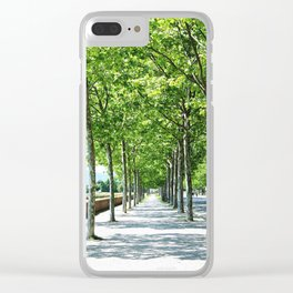 paTH Clear iPhone Case