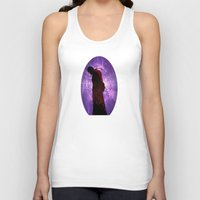 starlord Tank Tops featuring Lord Of A Galaxy by Rachcox