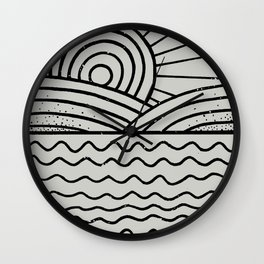 LANDL/NES Wall Clock