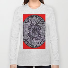 SNOWFLAKES  #society6 #decor #buyart Long Sleeve T-shirt