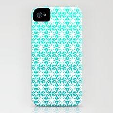 Blue Stars iPhone (4, 4s) Slim Case