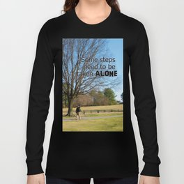 A Peaceful Walk Long Sleeve T-shirt