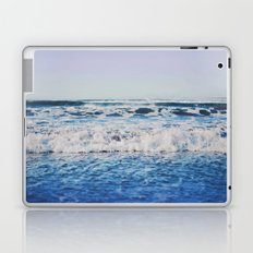 Indigo Waves Laptop & iPad Skin