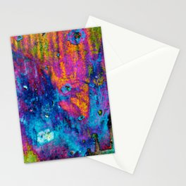 Music Mood Stationery Cards