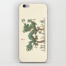 The Night Gardener - Dragon Topiary  iPhone & iPod Skin