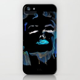 Inverted Marilyn iPhone Case