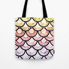 Bright Scallops Tote Bag
