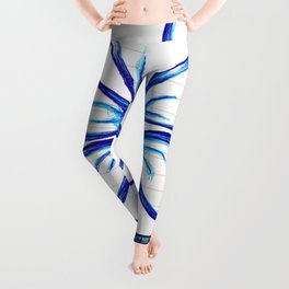"""Sometimes You Win"" Flowerkid Leggings"
