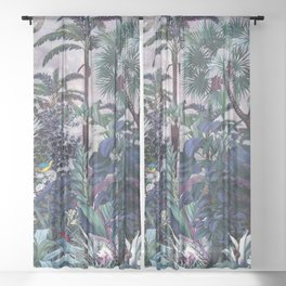 Magical Forest Sheer Curtain