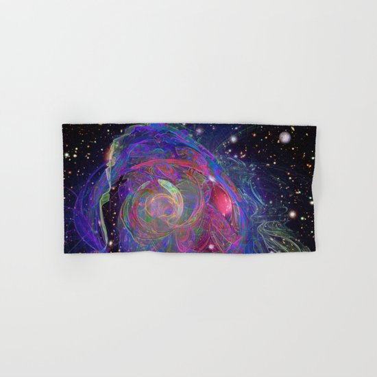 The Expanding Universe Hand & Bath Towel