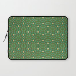 Emerald Weave Laptop Sleeve