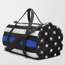 Thin Blue Line Duffle Bag