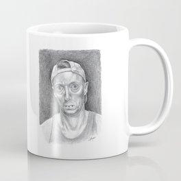 Gil, Immortalized in Graphite Coffee Mug