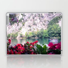 Matka Canyon, Macedonia Laptop & iPad Skin