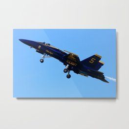 Blue Angels #5 Metal Print