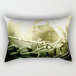 The Yearning Rectangular Pillow