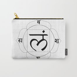 root chakra Muladhara Carry-All Pouch
