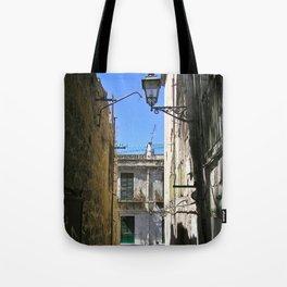 Antique Alley - Palermo - Sicily Tote Bag