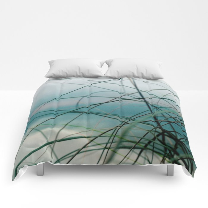 Beach Grass and Sea Comforters