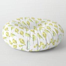 Silly Bird Floor Pillow