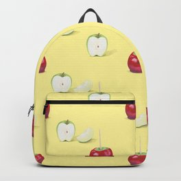 Toffee Apples Pattern Backpack