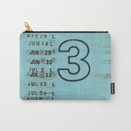 Ilium Public Library Card No. 3 Carry-All Pouch