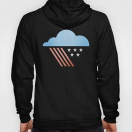 Patriotic Weather. Hoody