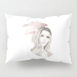 Portrait - Rose Gold Pillow Sham