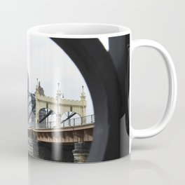 The Smithfield Bridge- Pittsburgh Coffee Mug