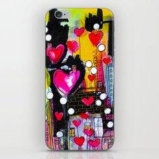 1026 Love Lane iPhone & iPod Skin