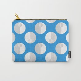 Seafoam (blue) Carry-All Pouch