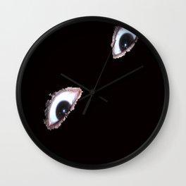 occhi Wall Clock