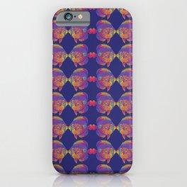 Kissy Fish iPhone Case