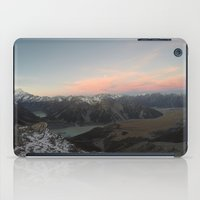 cook iPad Cases featuring Mt. Cook by amandahewitt
