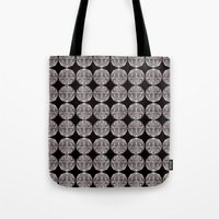 cheshire Tote Bags featuring Cheshire by IRIS Photo & Design
