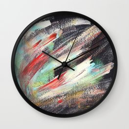 Cosmic multi space Wall Clock